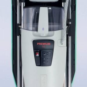 Laurastar Premium S3 Dampfbügelstation Bedienelemente